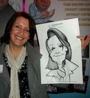 A Manchester Caricaturists For Hire